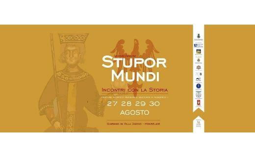 Stupor Mundi Monselice 27 28 29 e 30 agosto
